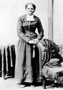 Harriet Tubman (photo courtesy of the Library of Congress)